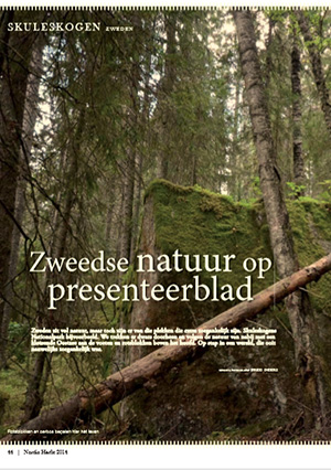 Nordic Magazine Fred Geers