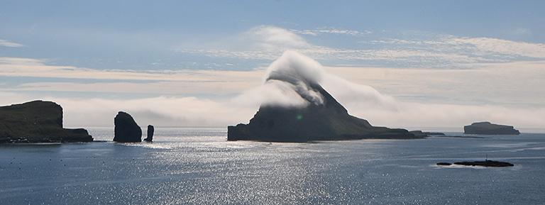 Faeröer: afkoelen maar