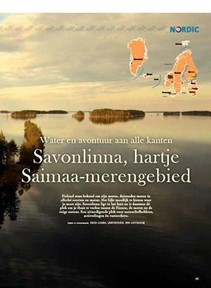 Nordic Magazine Savonlinna