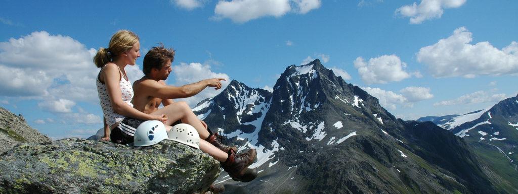bergwandelen noorwegen