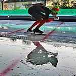 kunstijs schaatsen vechtsebanen