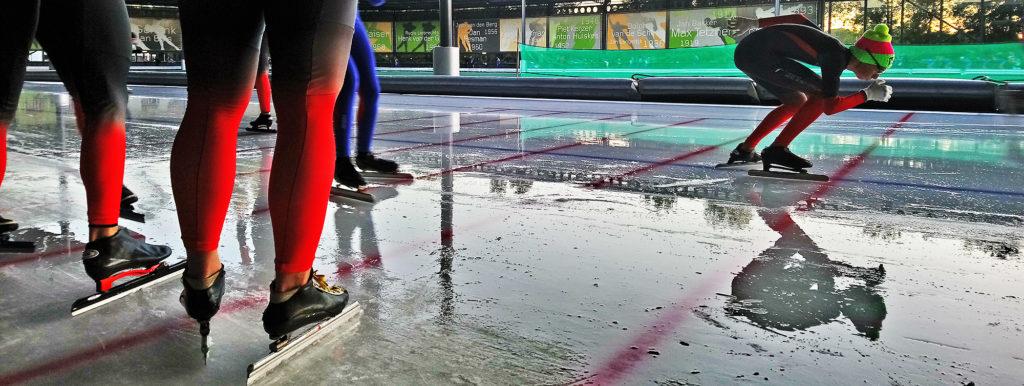 kunstijs schaatsseizoen weer geopend