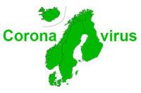 Coronavirus Scandinavië
